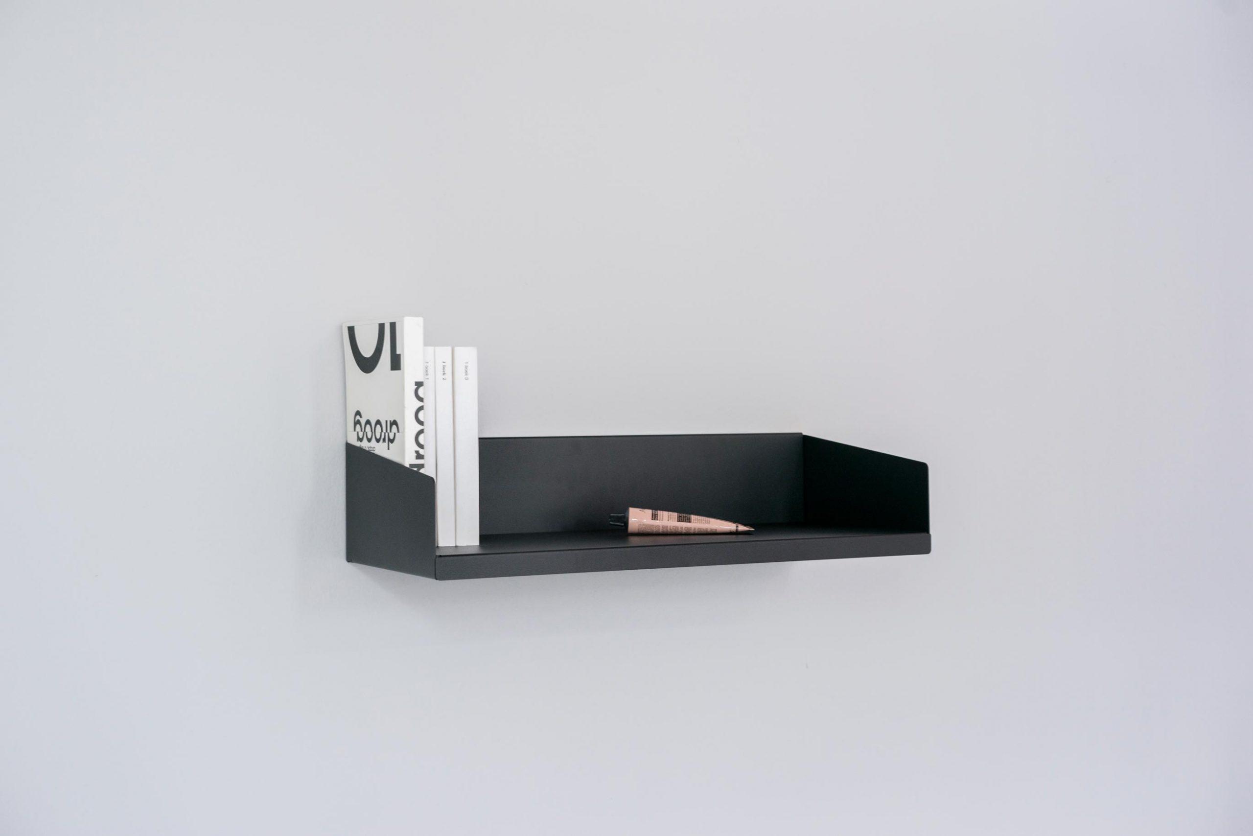 EBS ONE Shelf in black