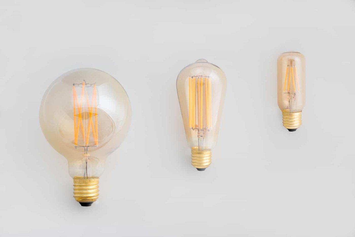 LED Filament Bulbs