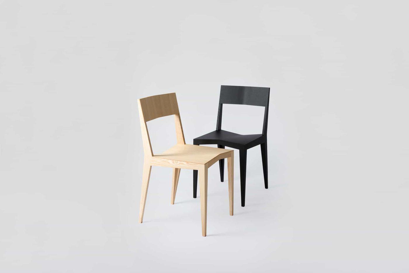 Chair #3 / Natural