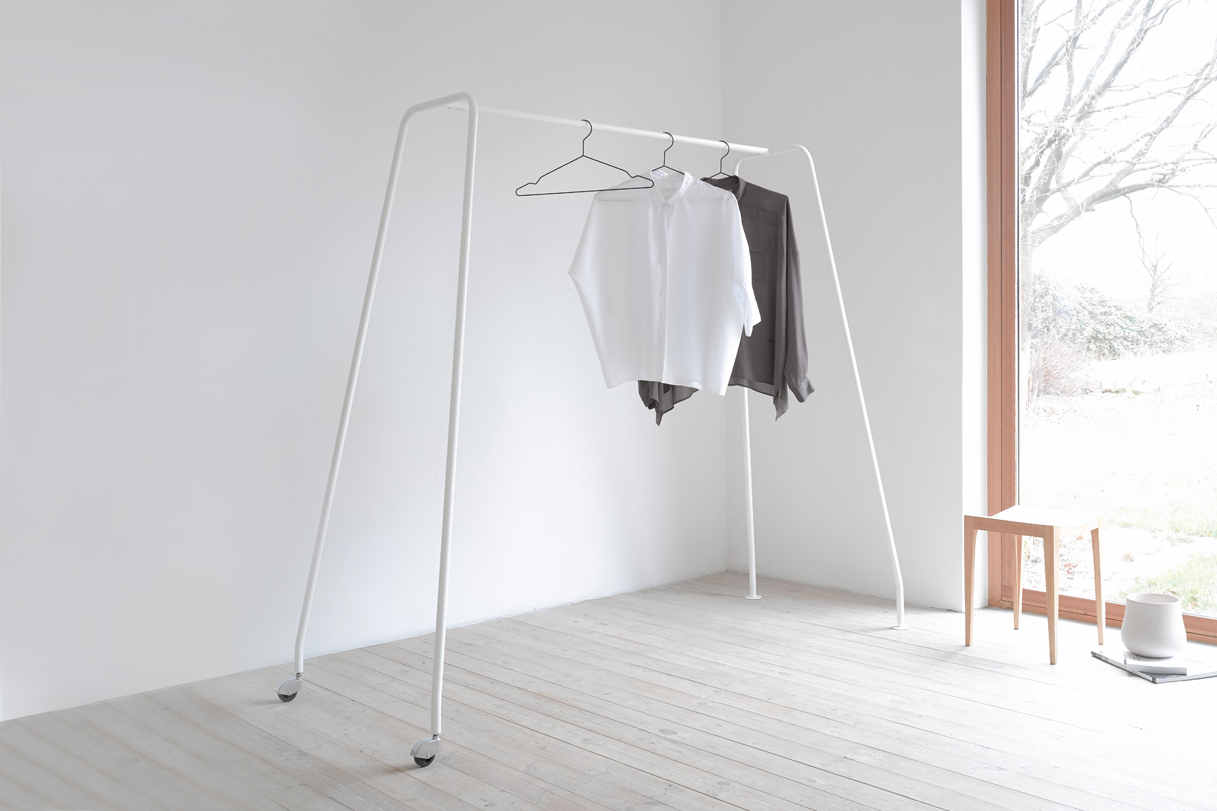 Easy Coatrack / Weiß