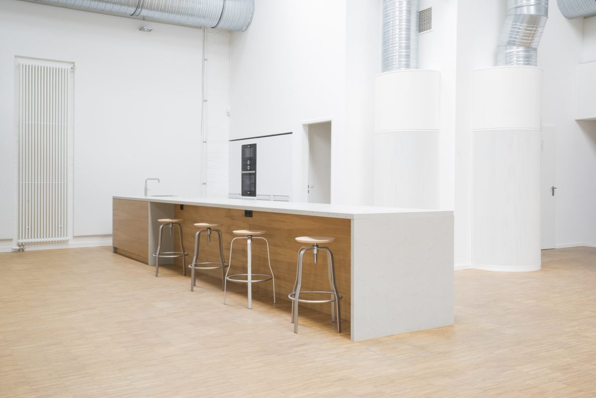 BWI Kitchen by MYKILOS. Tailor-made designer kitchens in Hamburg & Berlin.