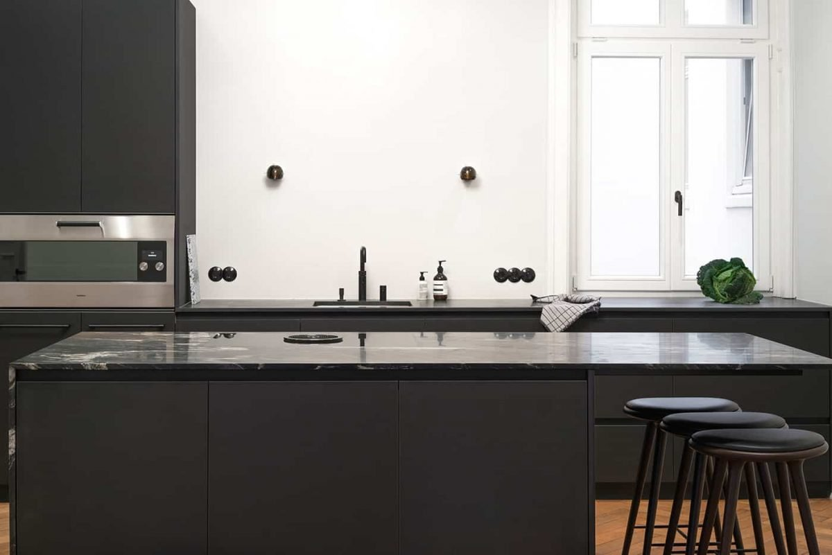 DB Kitchen by MYKILOS. Tailor-made designer kitchens in Hamburg & Berlin.