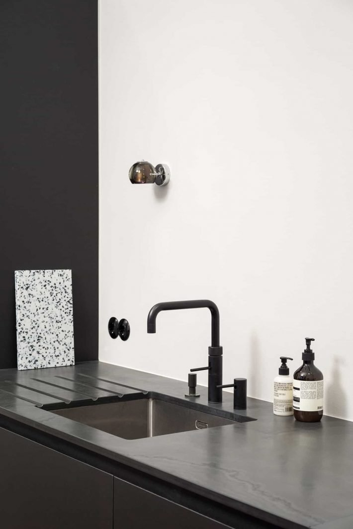 Quooker water tap - Fusion Square