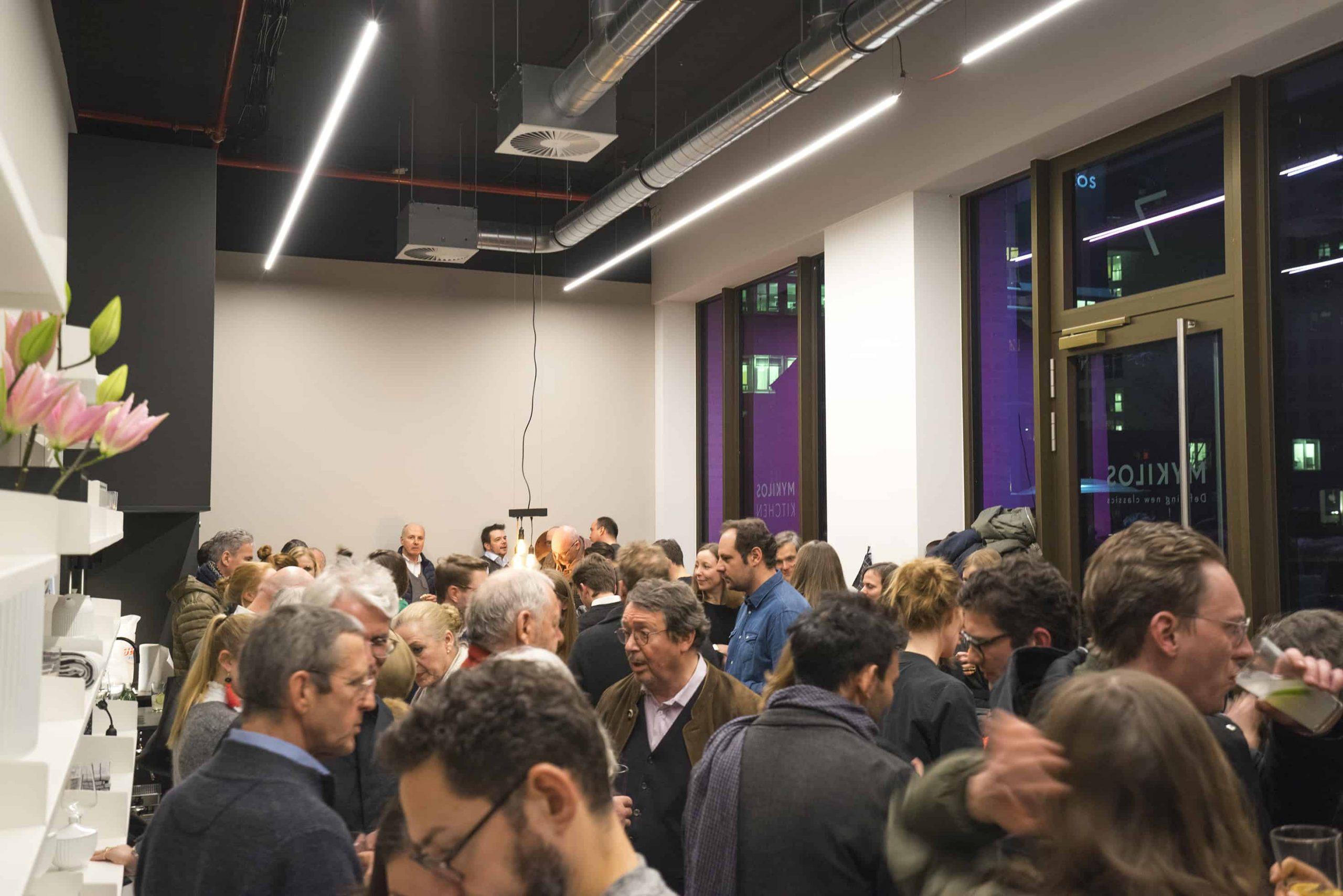 Eröffnung | MYKILOS Hamburg