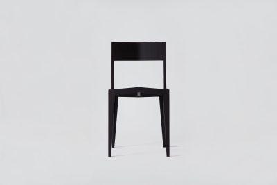 Stuhl #3 / Schwarz