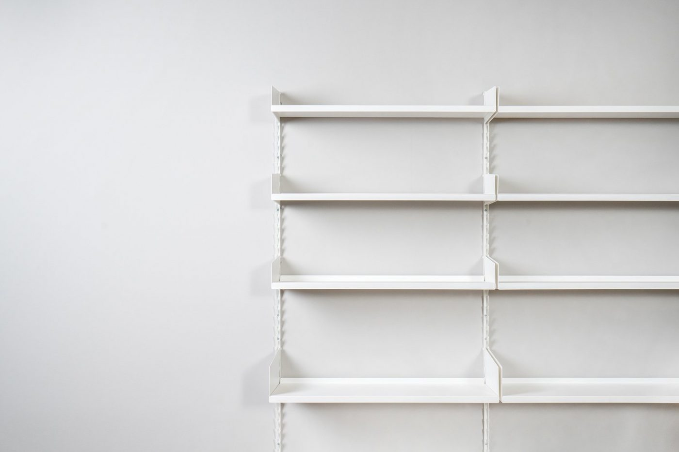MYKILOS EVEN BETTER SHELF SET1 EXTENTION WHITE 1