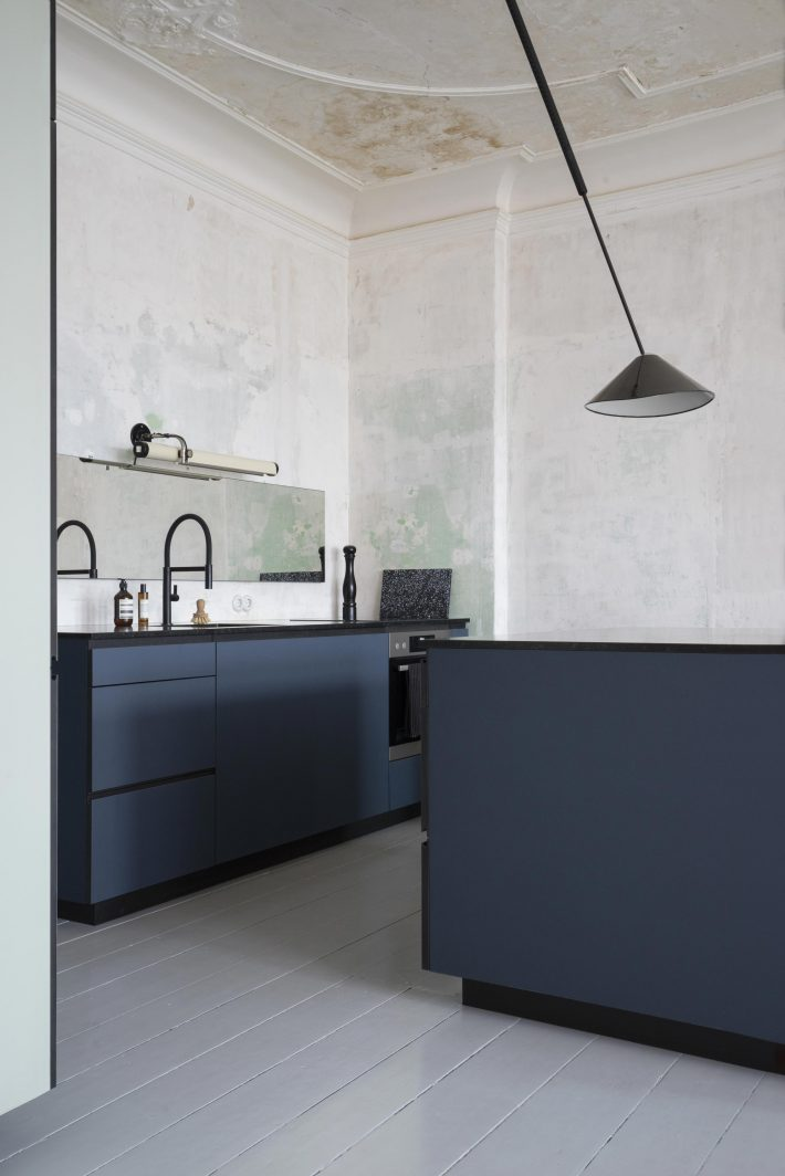NW Kitchen by MYKILOS. Tailor-made designer kitchens in Hamburg & Berlin.