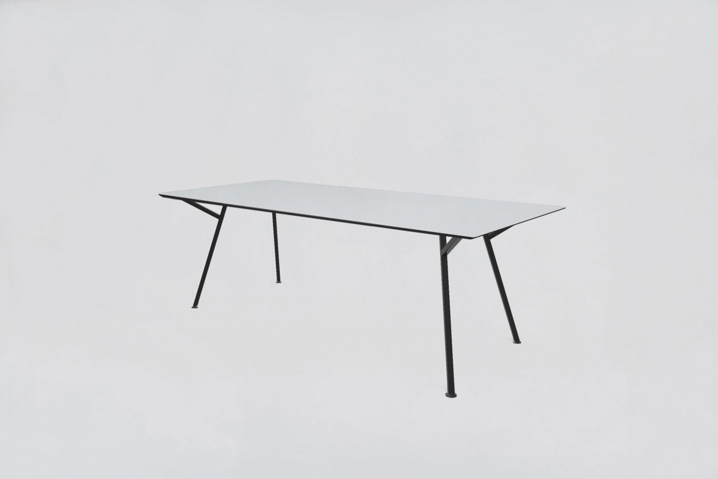 MY KILOS EGON TABLE BLACK GREY scaled