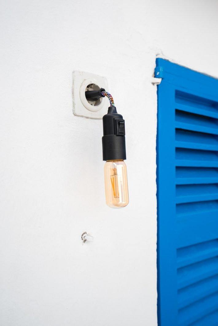 Lurra LED-Glühbirne