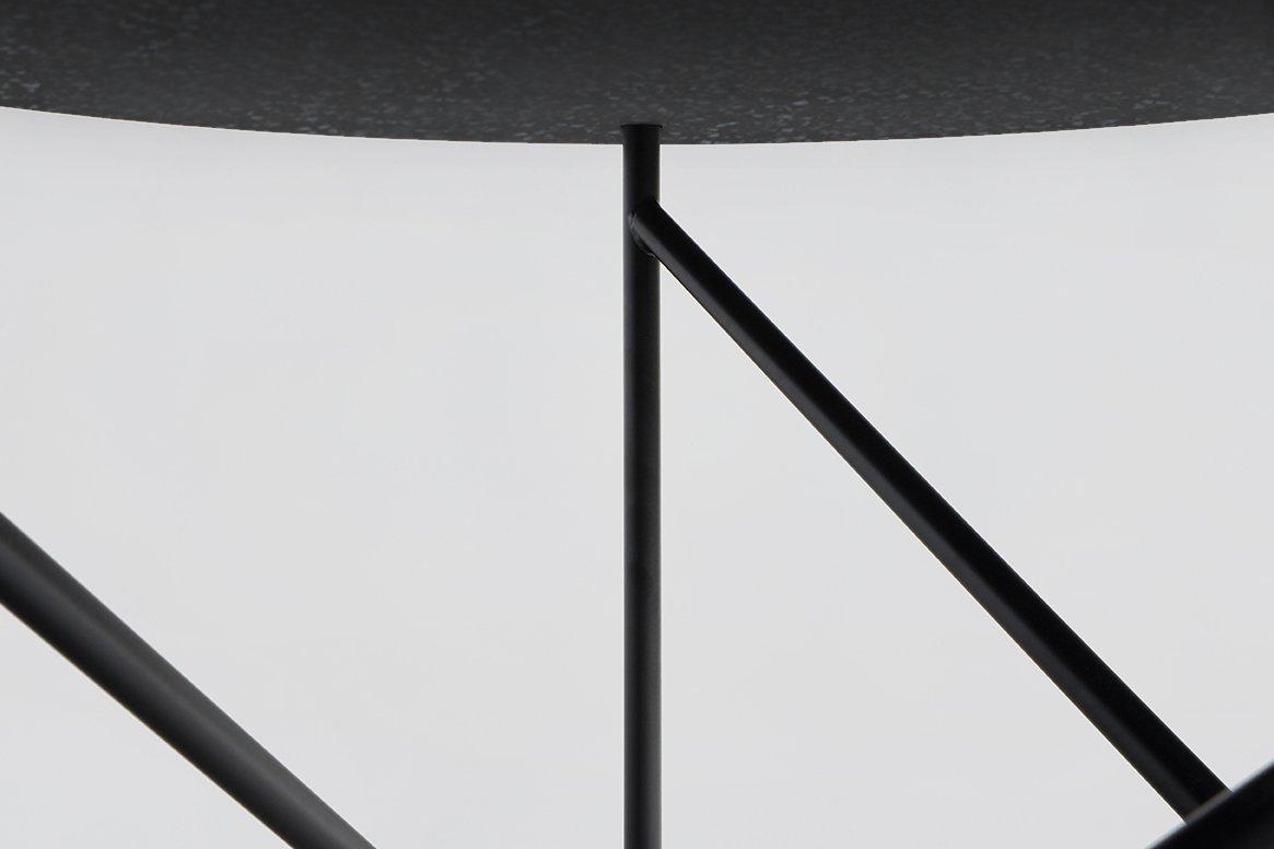 MYKILOS VVV TABLE BLACK STRATCCIATELLA 01