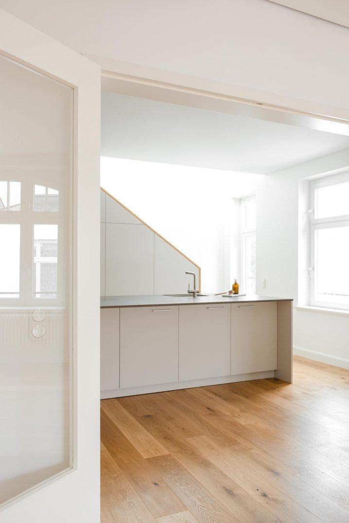 MG Küche. Eine Zusammenarbeit mit dem Büro HS Architekten.