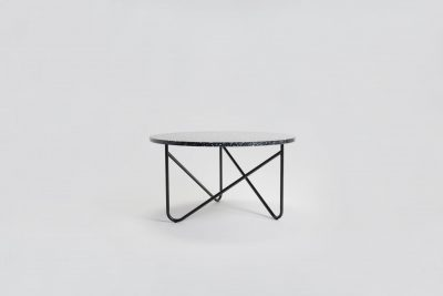 VVV Table / Black Stracciatella
