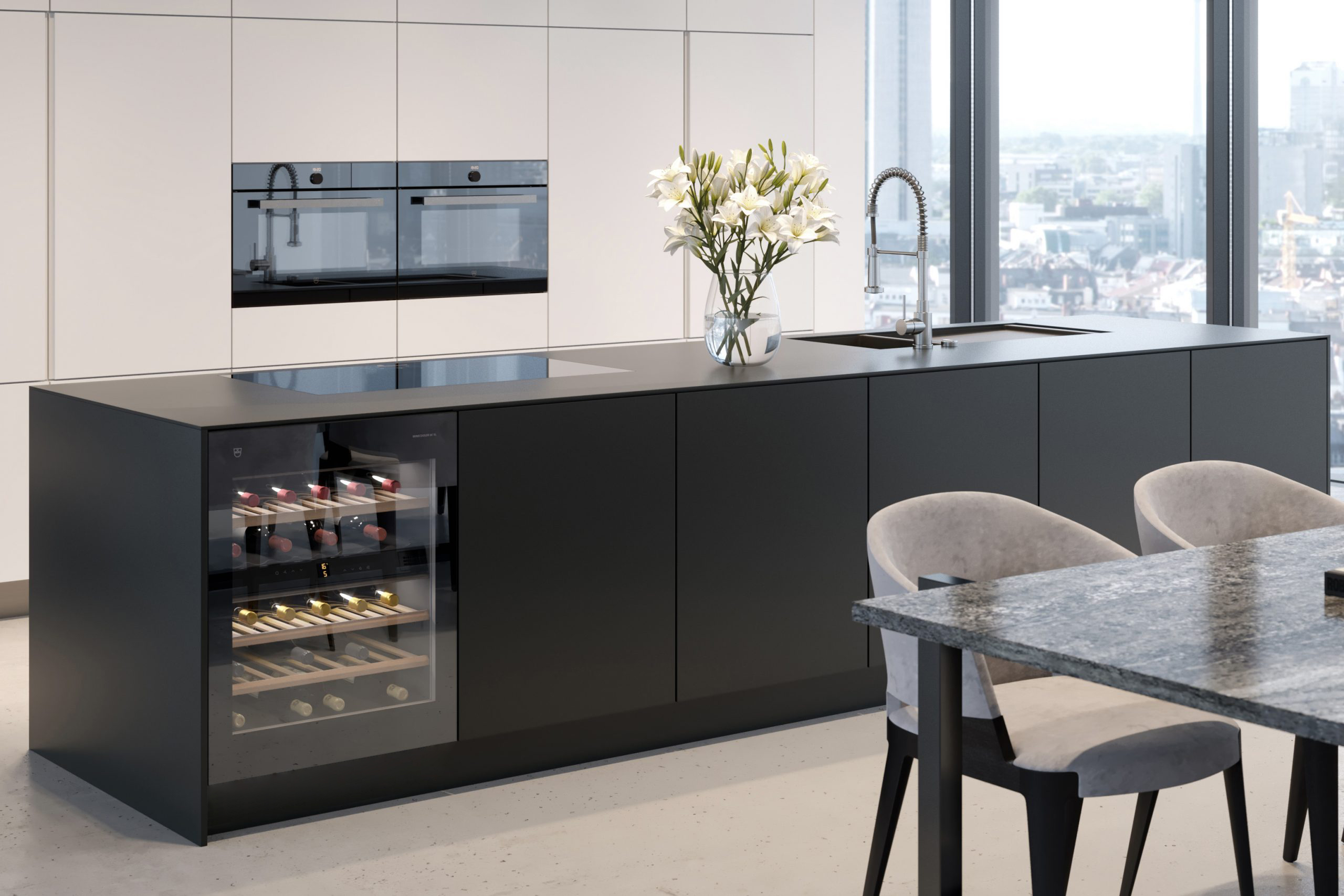 V-Zug appliances: For the Discerning
