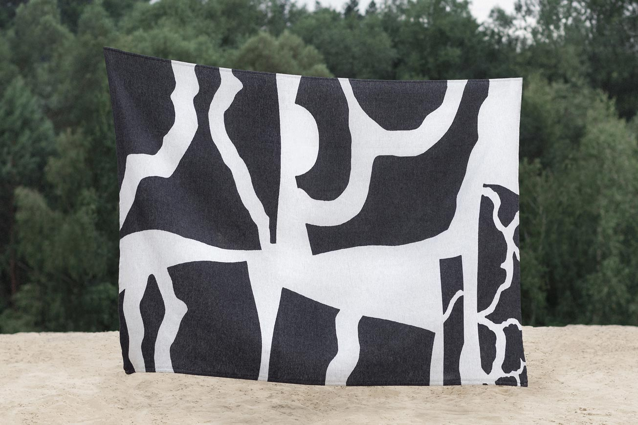 Neues Produkt - FIELDS BLANKET